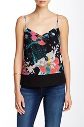 French Connection Floral Reef Strappy Cami Multi