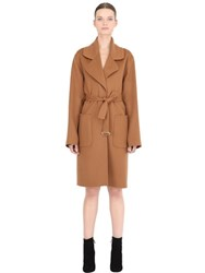 Rochas Wool And Angora Coat