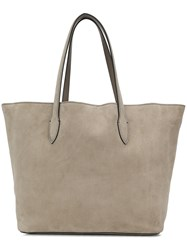 Max Mara Top Handles Tote Nude And Neutrals