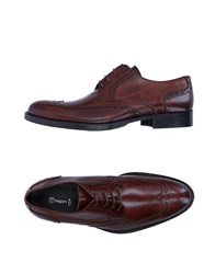 Bagatt Lace Up Shoes Cocoa