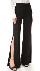 Barbara Bui Wide Leg Pants Black