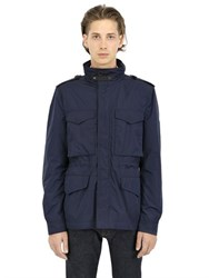 Burberry Techno Canvas Field Jacket