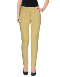 Massimo Alba Trousers Casual Trousers Women Ivory