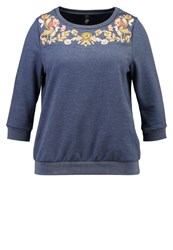 Evans Sweatshirt Blue