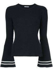 Guild Prime Bell Sleeve Sweater Blue