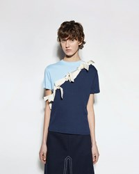 Jacquemus Le T Shirt Coupe Sky Blue