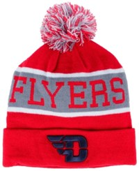 Top Of The World Dayton Flyers Radius Knit Red Gray