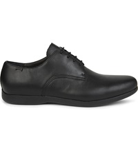 Camper George Leather Derby Shoes Black