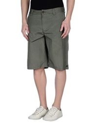 Analog Bermudas Military Green