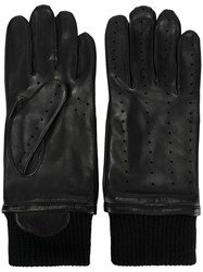 S.N.S. Herning 'Redundant' Driving Gloves Black