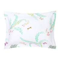 Yves Delorme Evasion Pillowcase Set Of 2 Menthe 50X75cm