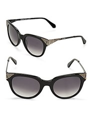 Balmain Snake Printed Sunglasses Black