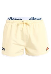 Ellesse Nasello Swimming Shorts Lemonade Yellow