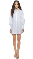 Caroline Constas Boyfriend Shirtdress