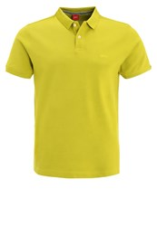 S.Oliver Red Label Polo Shirt Limoncello Light Green