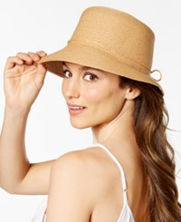 August Hats Pack It Up Cloche Natural