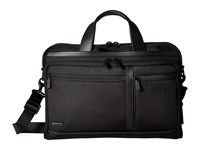 Hartmann Hypertex Slim Brief Black Briefcase Bags