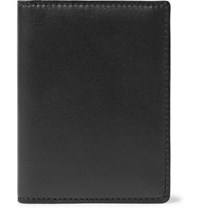 Common Projects Leather Bifold Cardholder Black