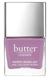 Butter London 'Patent Shine 10X' Nail Lacquer Fancy