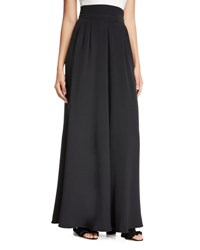 Johanna Ortiz Venetian High Waist Pants Black