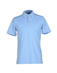 Les Hommes Polo Shirts Brick Red