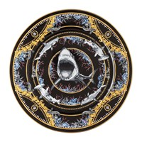 Versace Home Le Regne Animal Serving Plate Bruce
