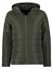 Only And Sons Onsjonnie Light Jacket Forest Night Oliv