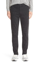 Atm Anthony Thomas Melillo Men's Melange Moto Pants