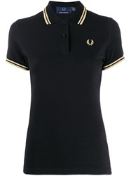 Fred Perry Embroidered Logo Polo Shirt 60