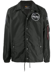 Alpha Industries Nasa Satin Shell Jacket 60