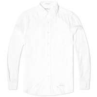 Gant Rugger Classic Button Down Oxford Shirt White