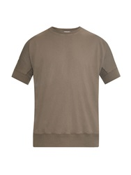 Tomas Maier Relaxed Fit Cotton Jersey T Shirt