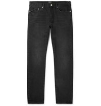 Paul Smith Slim Fit Tapered Stretch Denim Jeans Black