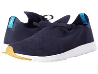 Native Apollo Moc Regatta Blue Shell White Natural Rubber Shoes