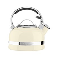Kitchenaid Stove Top Kettle Almond Cream