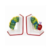 The Very Hungry Caterpillar Caterpillar Bookends