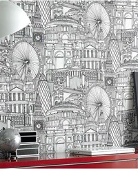 Graham And Brown Londinium Wallpaper