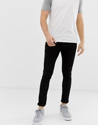 Loyalty And Faith Super Skinny Fit Jeans In Black