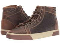 Durango Music City High Top Lacer Cocoa Truffle Boots Brown