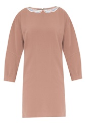 Paul And Joe Tunic Dress With Sequin Collar