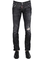 Dsquared 18.5Cm Boot Cut Stretch Denim Jeans