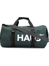 Golden Goose Deluxe Brand Haus X Ggdb Holdall Green