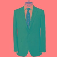 Chester Barrie By Fine Check Traveller Plus Soho Suit Jacket
