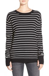 Women's Pam And Gela Twisted Back Pullover