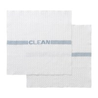 Normann Copenhagen Ern Dishcloth 2 Pack Cloudy Blue