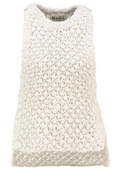 For Love And Lemons Mulberry Jumper Oatmeal Nude