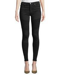 Black Orchid Gisele High Rise Super Skinny With Moto Detail So Black