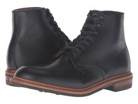 Allen Edmonds Higgins Mill Black Chromexcel Leather Men's Boots