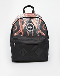 Hype Octoneck Backpack Black