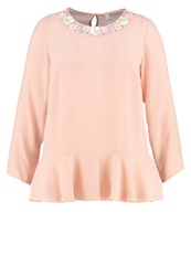 Evans Blouse Pink